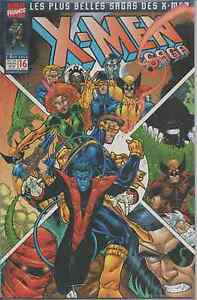 MARVEL-FRANCE-X-MEN-Saga-16-Novembre-2000-Comics-Panini-Tres-Bon-Etat