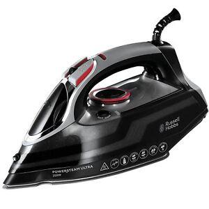 Russell-Hobbs-PowerSteam-Ultra-Vertical-Steam-Iron-3100W-Ceramic-Black-20630