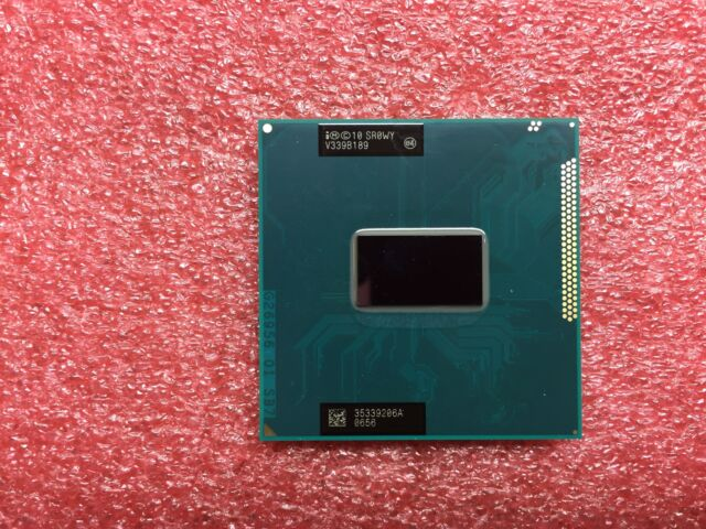 Intel Core i5-3230M 2.6GHz Mobile Dual-Core Processor CPU SR0WY