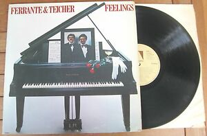 FERRANTE-amp-TEICHER-Feelings-1976-LP-VINYL-ALBUM-UA-LA-662-G