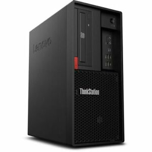 Lenovo-ThinkStation-P330-PC-EN-TORRE-i5-9500-8GB-256GB-SSD-DVDRW-USB-C-Win10