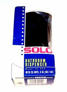 Vintage-90-039-s-Chicago-White-Sox-Solo-Cup-Logo-Dispenser-Ex-Tickets-Cubs-Bulls-Ofr