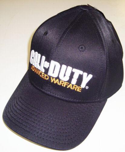 BIOWORLD CALL OF DUTY ADVANCED WARFARE FLEXFIT HAT CAP BRAND NEW