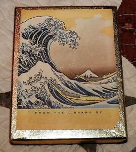 Antioch-Bookplate-The-Great-Wave-47-out-of-50-sheets-LOOK