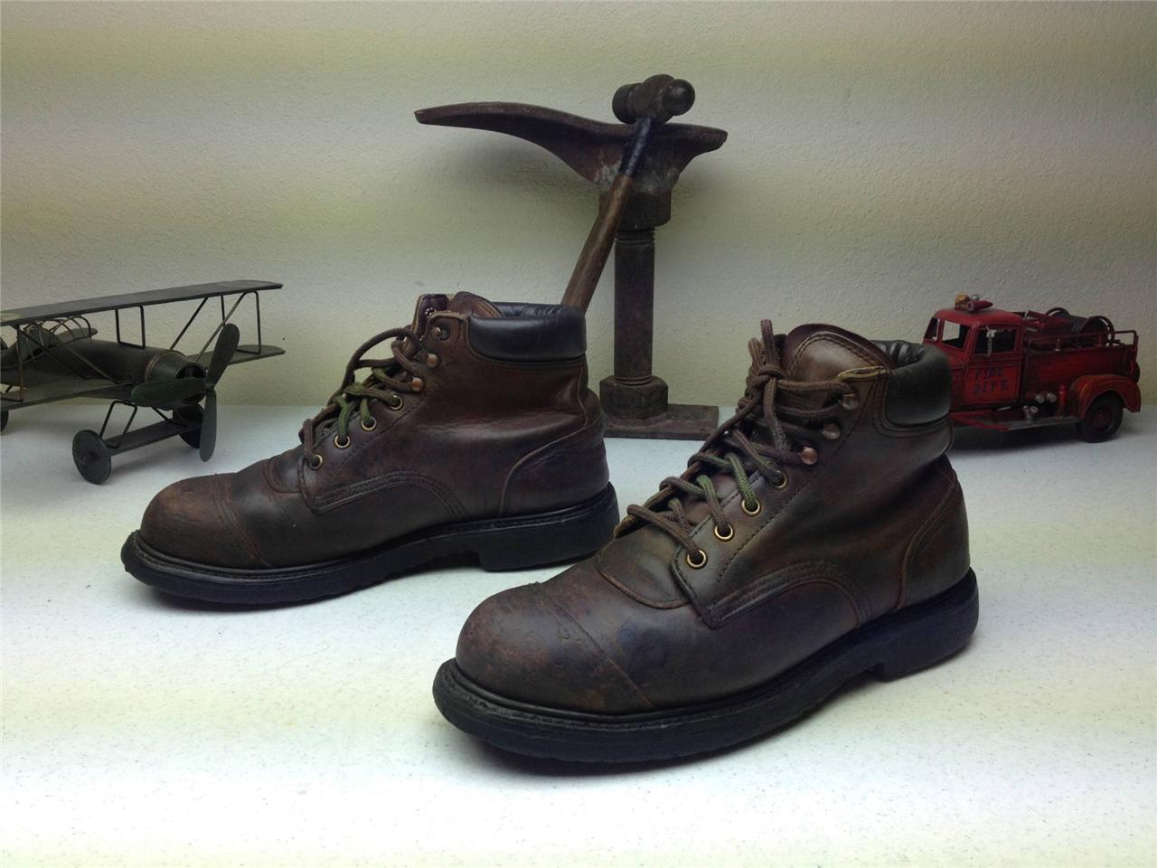 Hombre Black V12 Diplomat Safety Executive Shoe VC100