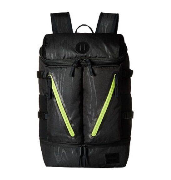 Nixon The Ridge SE Men/'s Backpack Black//Aruba NEW