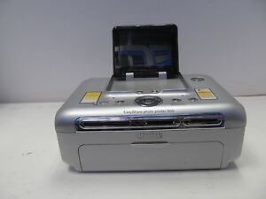 kodak eayshare 500 photo printer not working ebay