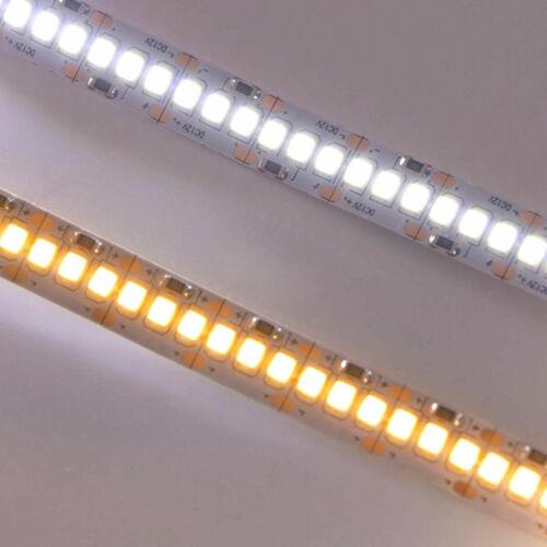 super bright LED Strip light 2835 DC 12V Flexible Warm White Neon 3M tape lamp