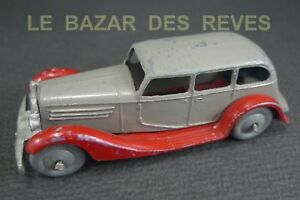 DINKY-TOYS-FRANCE-Conduite-interieure-REF-24-b-1940