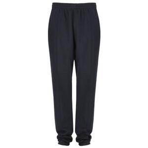 Raf-Simons-Black-Loopback-Cotton-No-No-Sweatpants-M-IT48-W32