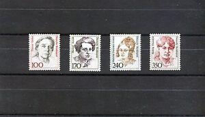 BRD-Michel-Nr-1390-1393-postfrisch-Frauen-der-deutschen-Geschichte-b0003