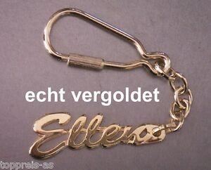 Kompetent Edler SchlÜsselanhÄnger Ellen Vergoldet Gold Name Keychain Weihnachtsgeschenk