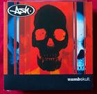 "Ash NUMBSKULL 2 × Vinyl, 7"", EP, Limited Edition, Numbered, Red Noel Oasis Blur"