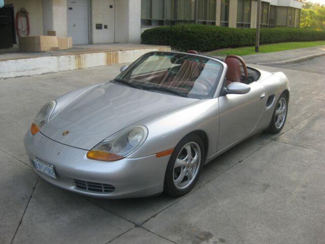 Porsche: Boxster 986
