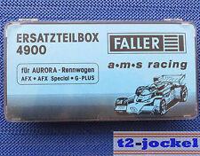 Faller Aurora 4900 - Original Ersatzteilbox für AFX und G-Plus Motoren, Rarität
