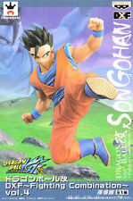 Banpresto Dragonball Z Kai DX DXF 4 Fighting Combination Figure Son Gohan