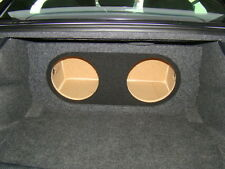 "2011-2014 Dodge CHARGER SUB BOX Subwoofer Enclosure 2-12"" (ver. 3)"