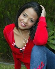 Christina Milian Beautiful Singer, Model & Actress 8x10 Glossy Color Photo