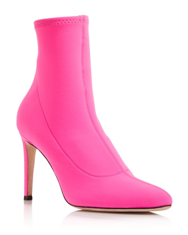 Giuseppe Zanotti Mujer Bimba Elástico Neopreno Calcetines Botines Talla Talla Talla 36 rosado  barato y de alta calidad