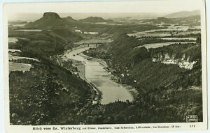 Alte-Ansichtskarte-Postkarte-Blick-vom-Gr-Winterberg-1937