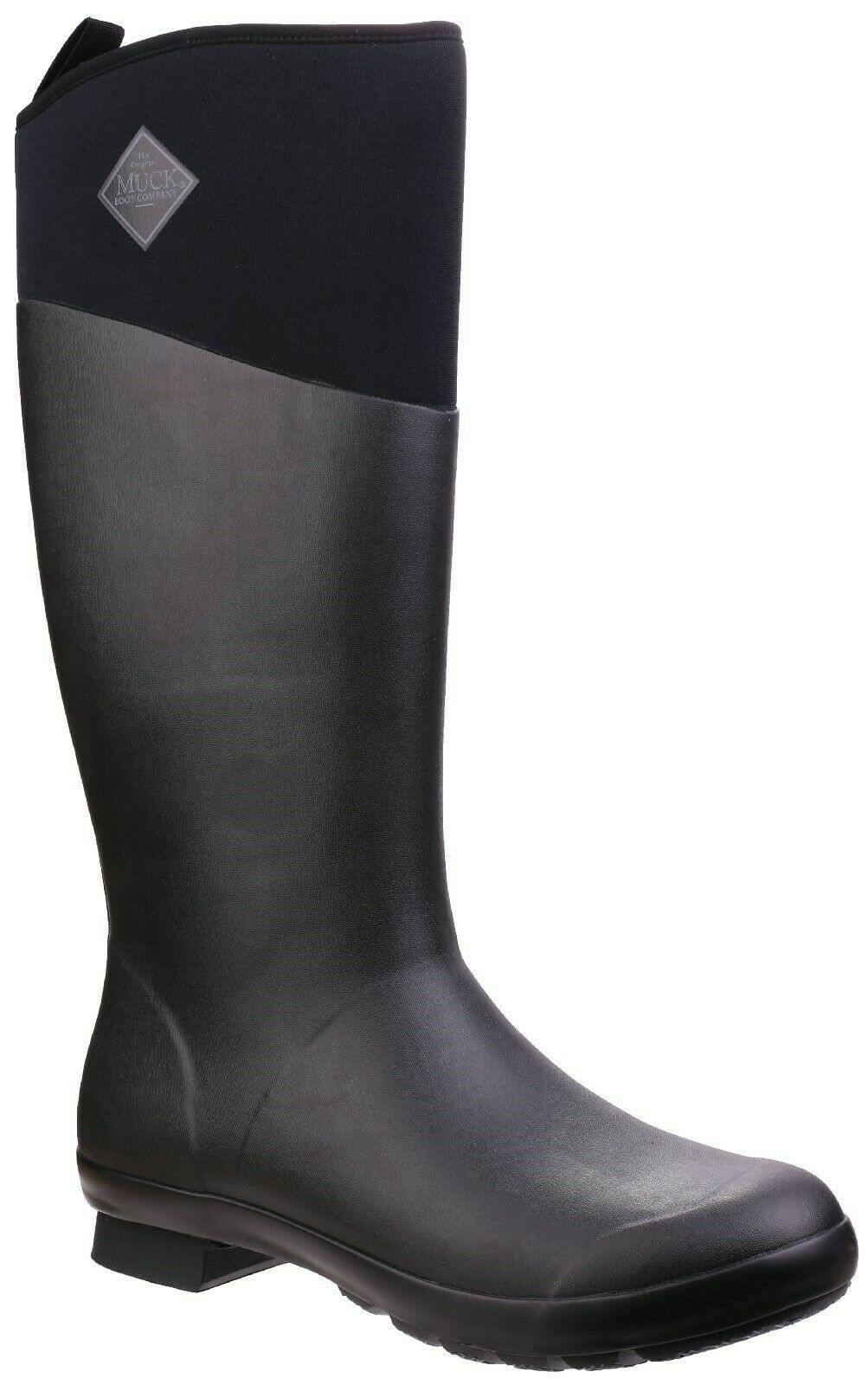 Muck Stiefel Tremont Matt Tall schwarz waterproof wellington Stiefel