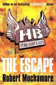 The-Escape-Henderson-039-s-Boys-By-Robert-Muchamore