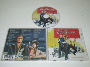 Elmer-Bernstein-The-Buccaneer-Kritzerland-KR-20027-4-CD-ALBUM