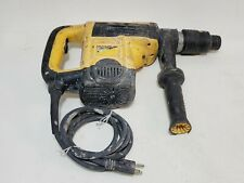 Dewalt D25553 Corded Rotary Hammer Drill For Parts Or Repair