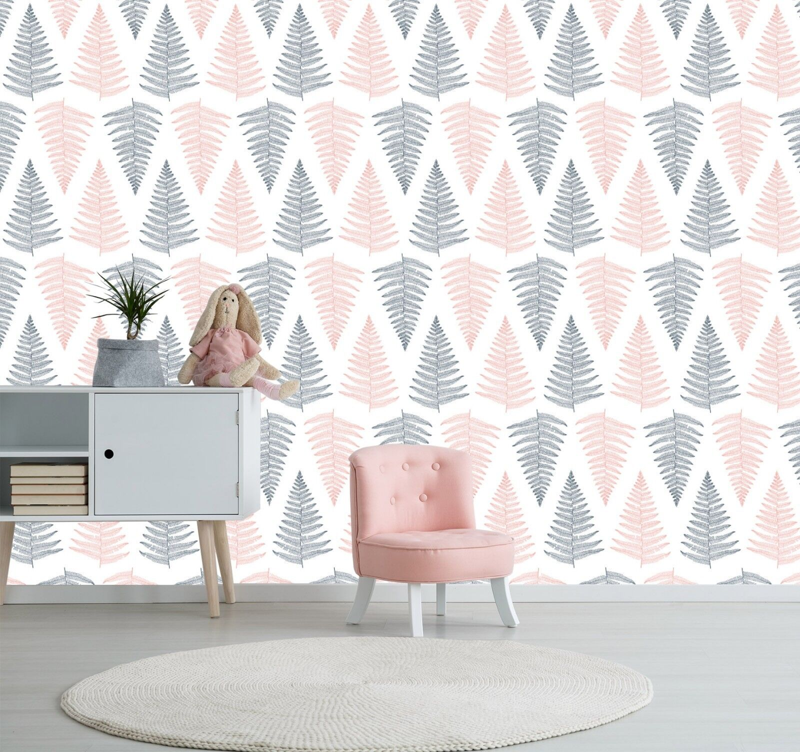 3D Strauchblätter Muster 1001 Tapete Wandgemälde Tapete Tapeten Familie Kinde DE