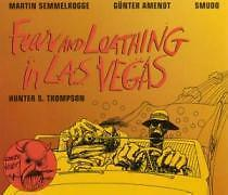 Thompson, Hunter S. - Fear and Loathing in Las Vegas. 4 CDs. - CD