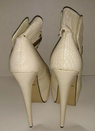 Details about  /Alejandra Beyaz High Standards Platform High Heels Club Shoes