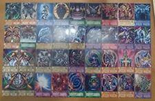 YUGIOH Orica/anime style EXODIA e dèi Carte Deck/Set 36 carte