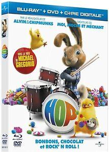 Hop [Édition Limitée Blu-Ray + DVD] James Marsden - NEUF - V FRANÇAISE
