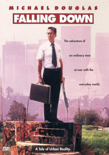 FALLING DOWN Movie Michael Douglas Art Poster Fabric Decor 282