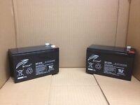 Emerson Liebert Powersure Psa 1000mt-230 Batteries Ritar