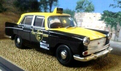 Superb 1//43 james bond 007 austin a55 cambridge mkii yellow cab taxi of Dr non