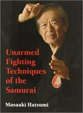 Hatsumi Masaaki/ Kuwata Miz...-Unarmed Fighting Techniques Of The Samu HBOOK NEW