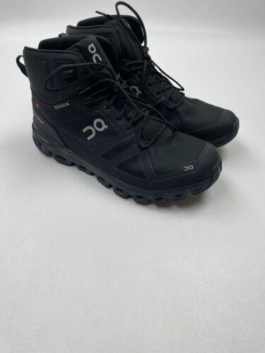 #935 ON Cloudrock Waterproof  Men's Hiking Boots