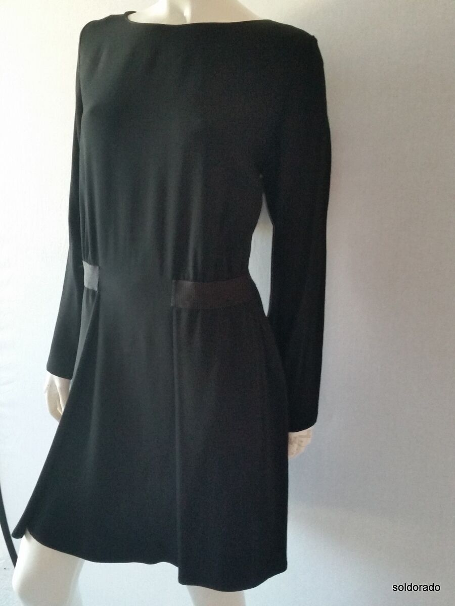 TRUSSARDI elegantes modisches Kleid Gr. D38   I44 Euro 312,50NEU | Mama kaufte ein bequemes, Baby ist glücklich  | Gewinnen Sie hoch geschätzt  | Garantiere Qualität und Quantität