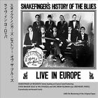 Snakefinger's History of the Blues: Live In Europe [Digipak] by Snakefinger (CD, Nov-2013, Promising Music)