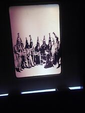 Photo slide white Black History KKK Klu Klux Klan Meeting prisoner lynching ART
