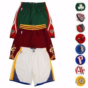 NBA Adidas Authentic On-Court Climacool Team Game Shorts Collection Men's
