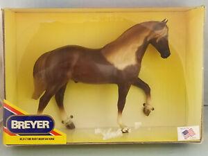 Breyer-914-Tobe-Rocking-Mountain-Horse-Model-Collectible-NIB