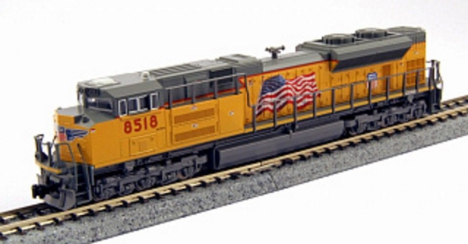 KATO 1768520 N Scale Locomotive EMD EMD EMD SD70ACe Union Pacific 9041 176-8520 bfbbe3