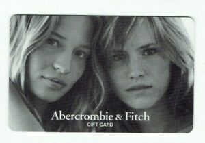 Abercrombie-amp-Fitch-Gift-Card-2-Girls-with-Long-Hair-No-Value-I-Combine