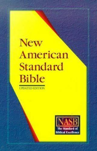 New American Standard Bible Paberback Paberback 1997 Trade Paperback Revised Edition For Sale Online Ebay