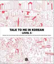 Talk To Me In Korean Level 5 Book Hangul Grammar Advanced 2016 Edition New Kpop