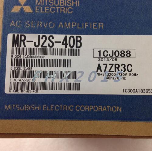 MITSUBISHI AC Servo Driver MR-J2S-40B