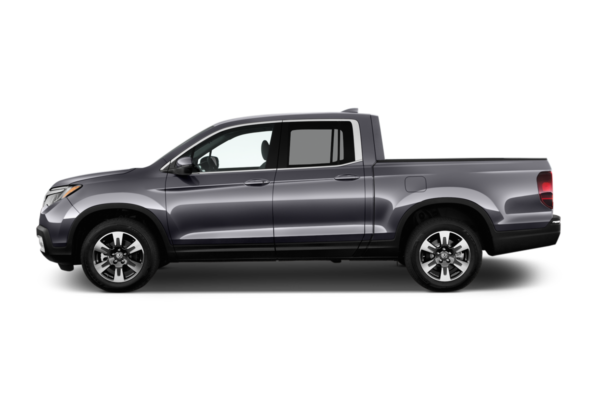 Honda Ridgeline side view