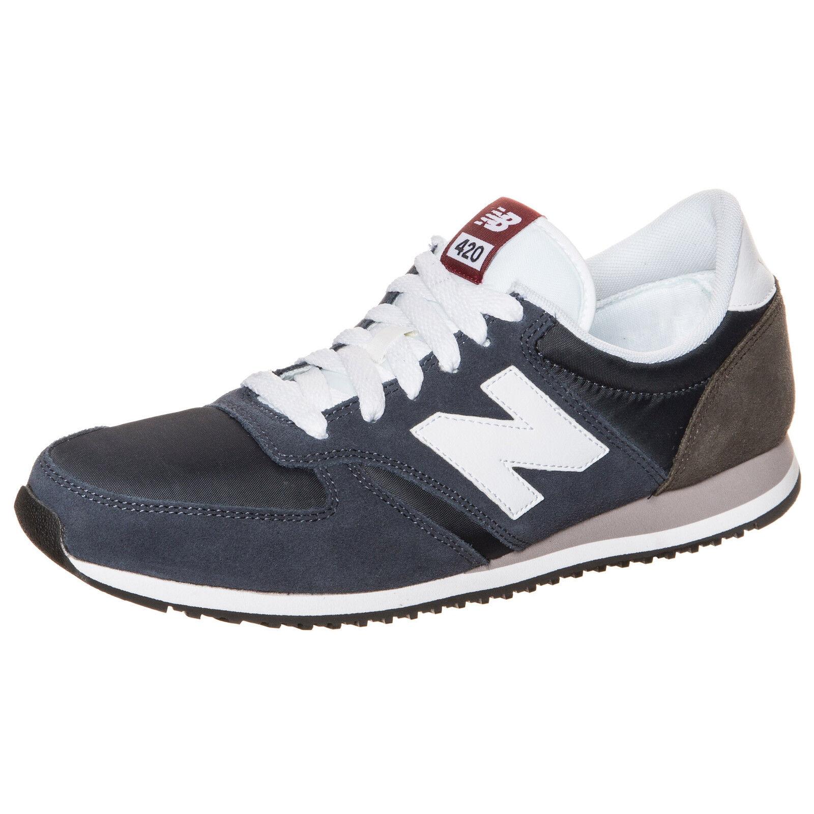 New Balance U420-CNW-D Sneaker Blau NEU Schuhe Turnschuhe